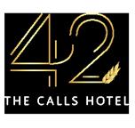 42 The Calls Hotel Logo
