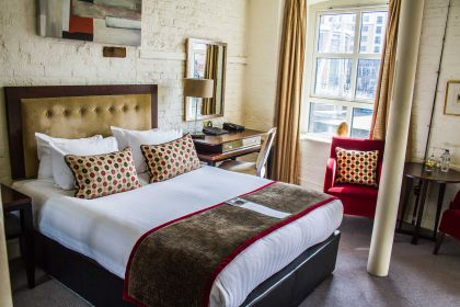 42 The Calls Hotel, Leeds | 4-Star Luxury, Boutique Suites on the River Aire