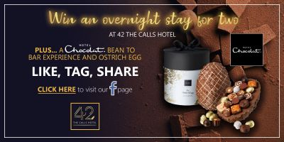 Hotel Chocolat Easter Experience - April 2019